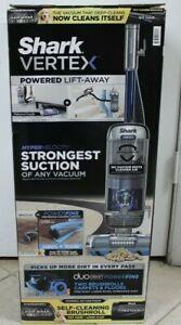 Shark Vertex DuoClean PowerFin Upright Vacuum w/Powered Lift-Away/Self  AZ2000