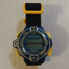 AUTHENTIC SEIKO WRIST WATCH SKI THERMO S820-6000 SPORTS OUT OF PRODUCTION F/S