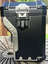 BMW R1200 GS Adv 2014 > Pannier Wrap Kit Matt Black