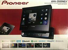 Pioneer - AVH-3500NEX - 1-DIN 7-Inch Flip Out AV Receiver with CarPlay