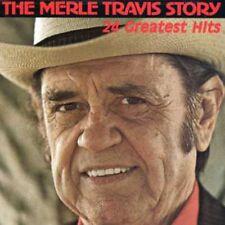 Merle Travis - Merle Travis Story [New CD]