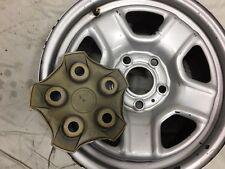 "2007 - 2017 Jeep Compass Patriot One Used OEM Factory  Steel Rim Wheel 16"""