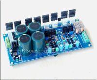 NJW0281 NJW0302 A4 Full Symmetric Double Differential Power Amp Board 300W+300W