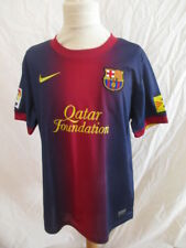 Maillot de football FC BARCELONE Nike Taille 12 ans à - 52%