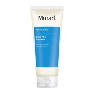 Murad Acne Control Clarifying Cleanser 6.75 oz / 200 ml Salicylic acid Green Tea