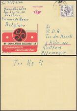 Belgium- Postal stationary. Publibel 2547 N. Chocolat/Cacao. (8G-34848) Mv-5065
