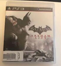 Batman: Arkham City For PlayStation 3 PS3 Very Good