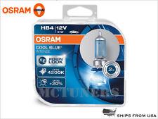 NEW! 9006(HB4) OSRAM COOL BLUE INTENSE 9006CBI HALOGEN LIGHT BULBS | PACK OF 2