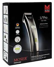 MOSER 1884 Li-Pro Professional Cordless Hair Clipper 1884-0050 ES