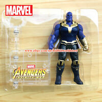 Thanos Marvel Avengers Legends Comic Heroes 7in 18cm Action Figure Kids Toys NEW