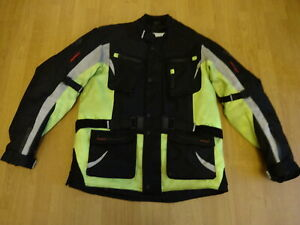 BUFFALO MOTORCYCLE MOTORBIKE JACKET SIZE 2XL. UK 44