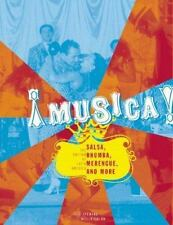 Musica!: Salsa, Rumba, Merengue, and More-ExLibrary