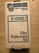 Amway Water Treatment System E-0085R Filter Replacement Kit