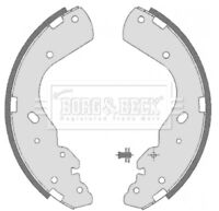 Borg & Beck Brake Shoe Set Shoes BBS6323 - BRAND NEW - GENUINE - 5 YEAR WARRANTY