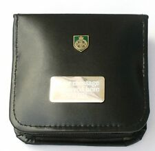 Royal Green Jackets Shoe Clean Kit Brushes & Case Personalised ENGRAVING BKG19
