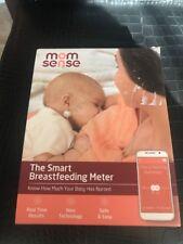 Mom Sense The Smart Breastfeeding Meter - New Sealed