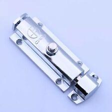 Spring Loaded Stainless Steel Door Lock for Bird Cage Doors