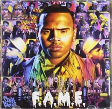 CHRIS BROWN FAME CD 2011 NEW