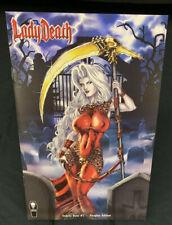 Lady Death: Unholy Ruin #1 - Comic Market Naughty Edition (David Harrigan)