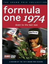 Formula One 1974: Down to the Last Race (2012, REGION 1 DVD New)