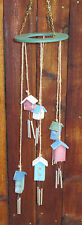 Bird Houses Windchimes New With Defect House of Lloyd Wind Chime