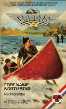 Cadets 10 Code Name: North Star by Ned Bannister (1989, Paperback) First Edition