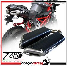 Zard Carbon Racing - Bimota DB6 Delirio 2006 06> Full Exhaust System Echappement