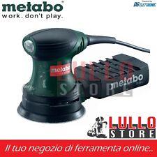 LEVIGATRICE ROTO - ORBITALE FSX 200 INTEC METABO CON VALIGETTA IN PLASTICA