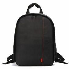 Large DSLR Outdoor Waterproof Camera Backpack Shoulder Bag Case For Canon Nikon-