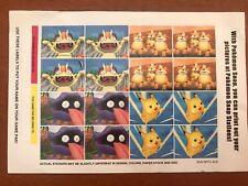 Nintendo Pokemon Snap Stickers Only