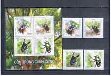 VIETNAM  INSECTS  2015   MNH
