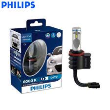 Philips 12834UNI H8/H11/H16 X-Treme FOG LED Bulbs 6000K White Car Lamp 2X