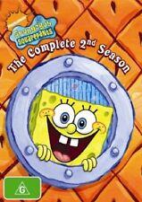 Spongebob Squarepants : Season 2 (DVD, 2006, 3-Disc Set)