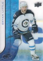 2015-16 Upper Deck Ice #72 Bryan Little Winnipeg Jets