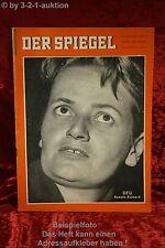 Der Spiegel 35/61 23.8.1961DFU Renate Riemeck