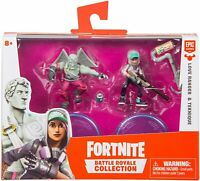 Battle Royale Collection Fortnite Duo Pack Teknique and Love Ranger