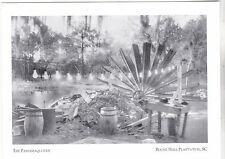 "*Postcard-""The Passamaquoddy""(Power Plant)*Boone Hall Plantation/ @ S.C. (#191)"