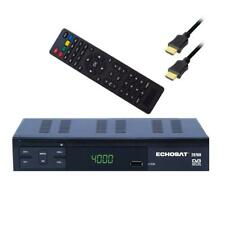 EchoSat 20700 HD FTA Digital Sat receiver dvb-s2 SCART USB PVR HDTV + cable HDMI