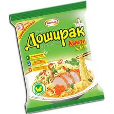instant Nudeln Doschirak mit Huhngeschmack 70g Nudelsuppe