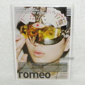 K-POP SHINee 2nd Mini Album Romeo Taiwan CD ONEW Ver.
