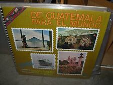 VARIOUS de guatemala para el mundo ( world music ) 2lp