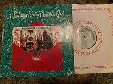 PARTRIDGE FAMILY CHRISTMAS CARD  STILL IN THE ORIGINAL SHRINK