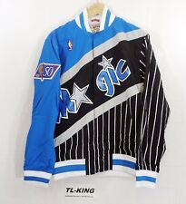 Mitchell & Ness M&N NBA 50th Orlando Magic Authentic 1996-97 Warm Up Jacket S F
