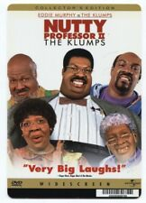 Movie Backer Card  ~~NUTTY PROFESSOR II~~   **NOT THE MOVIE**  ***Mini Poster***