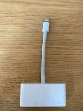 Apple Lightning to VGA Adapter - MD825AM/A