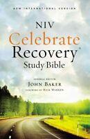 NIV Celebrate Recovery Study Bible : New International Version, Paperback by ...