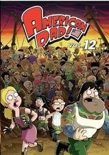 American Dad 12 - 3 DISC SET (DVD New)