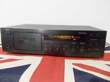yamaha stereo cassette deck   kx-380