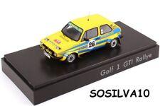 SPARK 1/43  Volkswagen VW Golf 1  GTI Rallye Monte Carlo 1980 #26