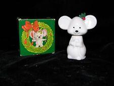 """Vintage Avon """"Merry Mouse"""" Cotillion Cologne - .75 fl. oz. - In Original Box"""